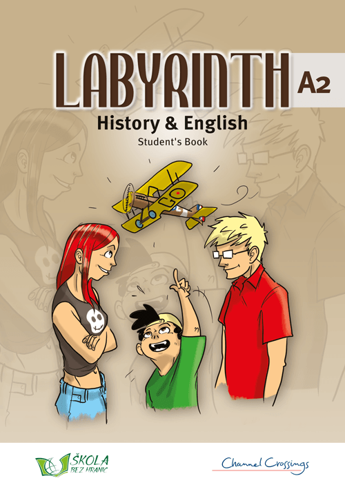 Labyrinth A2 History & English