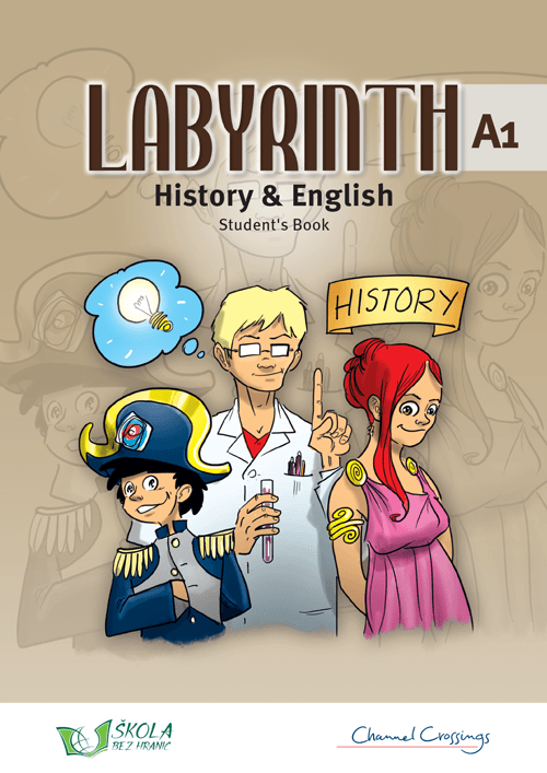 Labyrinth A1 History & English