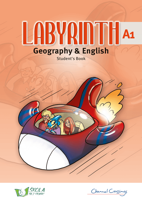 Labyrinth A1 Geography & English