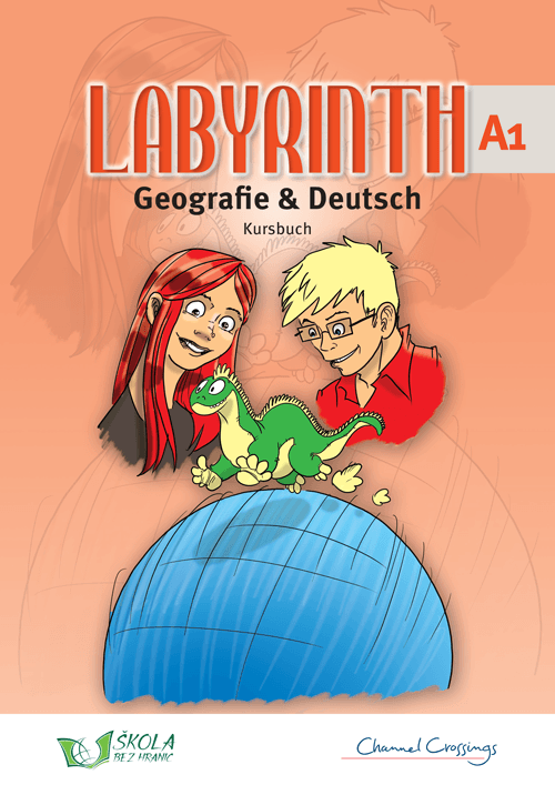 Labyrinth A1 Geografie & Deutsch